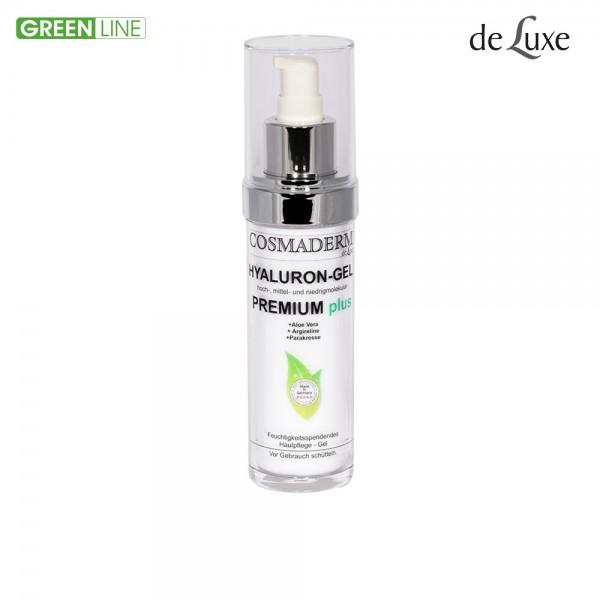 Hyaluron-Gel PREMIUM plus, de Luxe, Pumpspender, 50 ml