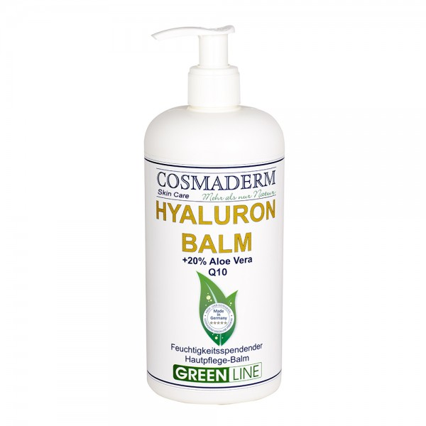 Hyaluron-Balm, Spenderpumpe, 500 ml