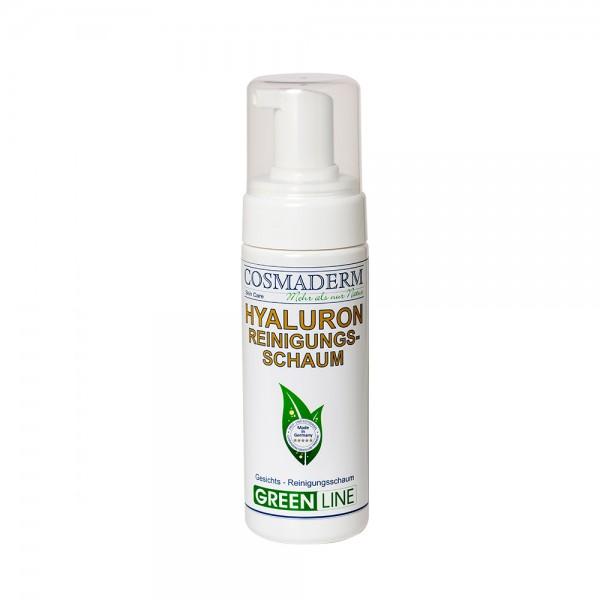 Hyaluron-Gesichtsreinigungsschaum, Foamer, 150 ml
