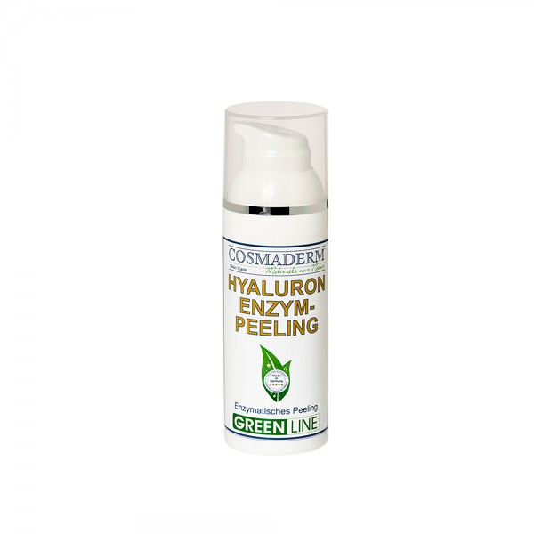 Hyaluron Enzymatisches Peeling, Airless-Dispenser, 50 ml