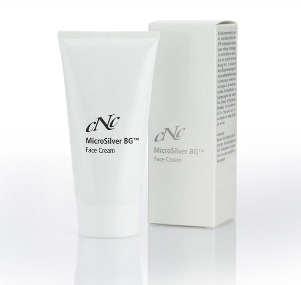 MicroSilver Face Cream, 50 ml - CNC cosmetic