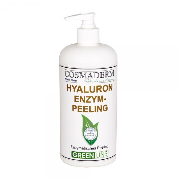 Hyaluron Enzymatisches Peeling, Spenderpumpe, 500 ml